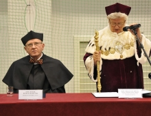 Honoris Causa degree of the University of Warsaw